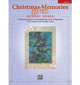 Hal Leonard - Christmas Memories for Two, Book 1, Early Intermediate Duets