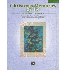 Hal Leonard - Christmas Memories for Two, Book 2, Intermediate Duets