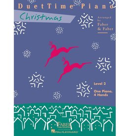 Hal Leonard - DuetTime Piano, Level 2 Christmas