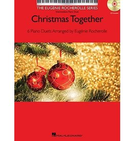 Hal Leonard - Christmas Together, Duet Book w/CD