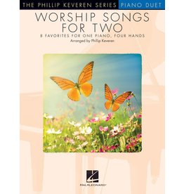 Hal Leonard - Worship Songs for Two, Piano Duet