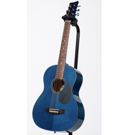 Beaver Creek - BCTD601TB 3/4 Size Acoustic, Transparent Blue