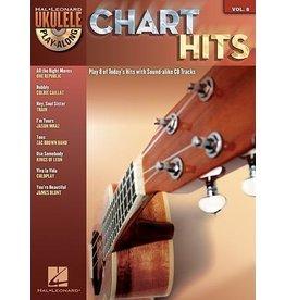 Hal Leonard - Chart Hits, Ukulele Play-Along