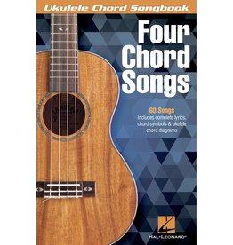 Hal Leonard - Four Chord Songs, Ukulele Chord Songbook