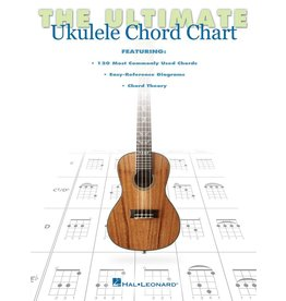 Hal Leonard - The Ultimate Ukulele Chord Chart