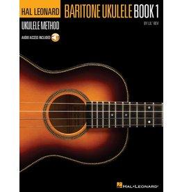 Hal Leonard - Ukulele Method, Baritone Ukulele w/CD