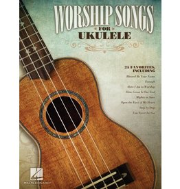 Hal Leonard - Worship Songs, Ukulele