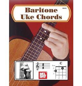 Hal Leonard - Baritone Ukulele Chord Chart