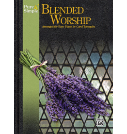 Hal Leonard - Pure & Simple Blended Worship, Easy Piano
