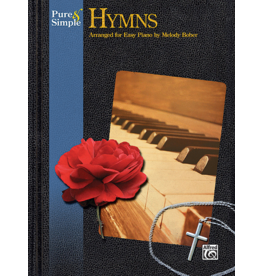 Hal Leonard - Pure & Simple Hymns, Easy Piano
