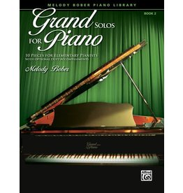 Alfred's Publishing - Grand Solos for Piano, Book 2
