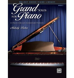 Alfred's Publishing - Grand Solos for Piano, Book 3