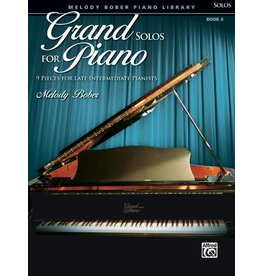Alfred's Publishing - Grand Solos for Piano, Book 6