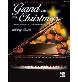 - Grand Solos for Christmas, Book 1