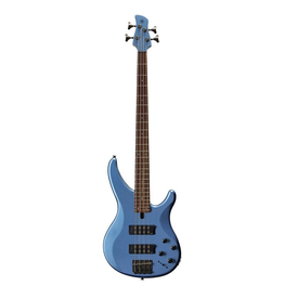 Yamaha - TRBX304 4 String Bass, Factory Blue