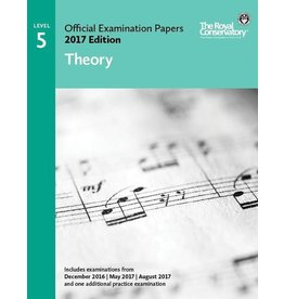 Frederick Harris RCM - 2017 Examination Papers, Level 5 Theory