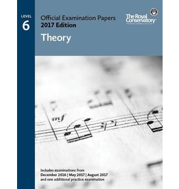Frederick Harris - 2017 Examination Papers, Level 6 Theory