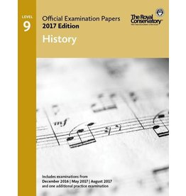 Frederick Harris - 2017 Examination Papers, Level 9 History