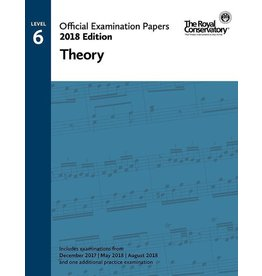 Frederick Harris - 2018 Examination Papers, Level 6 Theory