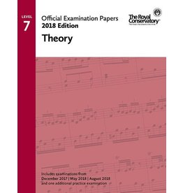 Frederick Harris - 2018 Examination Papers, Level 7 Theory