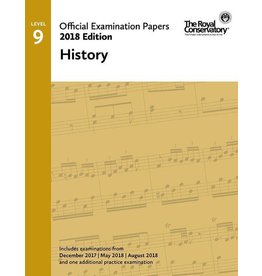 Frederick Harris - 2018 Examination Papers, Level 9 History