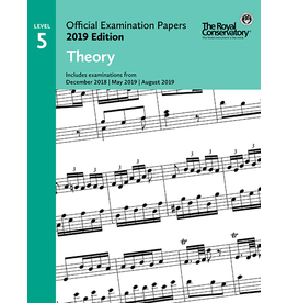 Frederick Harris - 2019 Examination Papers, Level 5 Theory