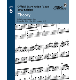 Frederick Harris - 2019 Examination Papers, Level 6 Theory