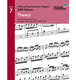 Frederick Harris - 2019 Examination Papers, Level 7 Theory