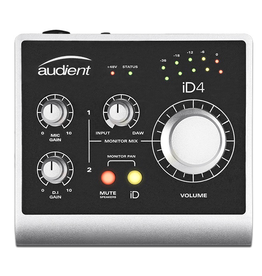Audient - iD4 2in/2out USB Audio Interface