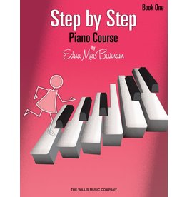 Hal Leonard - Step by Step Piano Course, Book 1