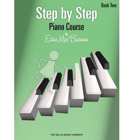 Hal Leonard - Step by Step Piano Course, Book 2