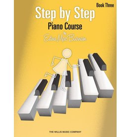 Hal Leonard - Step by Step Piano Course, Book 3