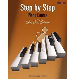 Hal Leonard - Step by Step Piano Course, Book 4