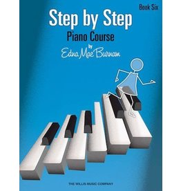 Hal Leonard - Step by Step Piano Course, Book 6