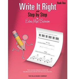 Hal Leonard - Write It Right, Book 1