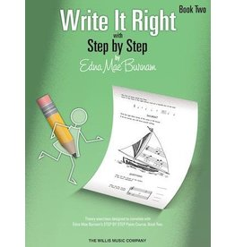 Hal Leonard - Write It Right, Book 2