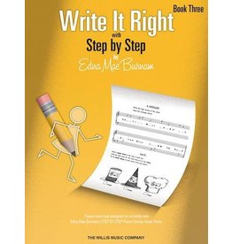 Hal Leonard - Write It Right, Book 3
