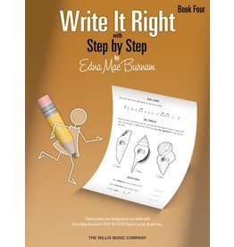 Hal Leonard - Write It Right, Book 4
