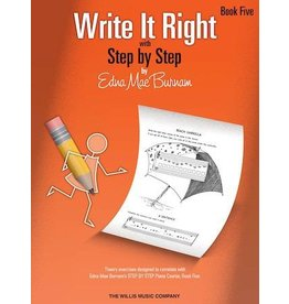 Hal Leonard - Write It Right, Book 5