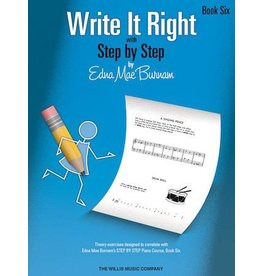 Hal Leonard - Write It Right, Book 6