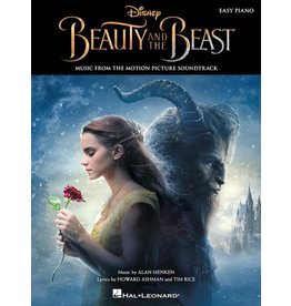 Hal Leonard - Beauty and the Beast, Easy Piano