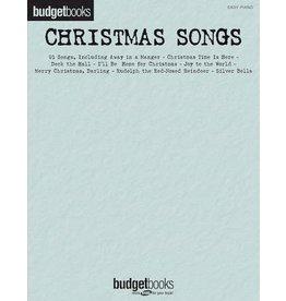 Hal Leonard - Budget Books, Christmas Songs (Easy Piano)