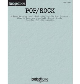 Hal Leonard - Budget Books, Pop / Rock (Easy Piano)