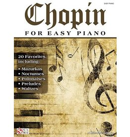 Hal Leonard - Easy Piano Composer Collection, Chopin