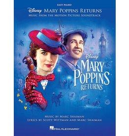 Hal Leonard - Mary Poppins Returns, Easy Piano