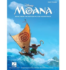 Hal Leonard - Moana Soundtrack, Easy Piano