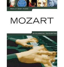 Hal Leonard - Mozart, Really Easy Piano