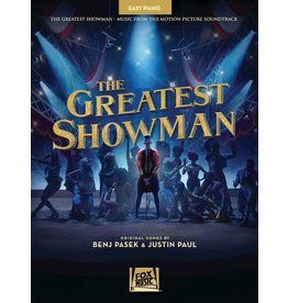 Hal Leonard - The Greatest Showman, Easy Piano