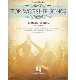 Hal Leonard - Top Worship Songs, easy piano