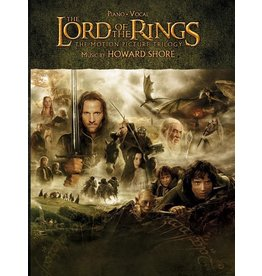 Alfred's Publishing - The Lord of the Rings Trilogy, Piano Solo